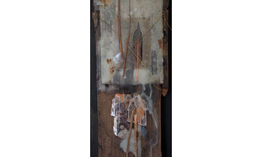 Splinters of Redwood