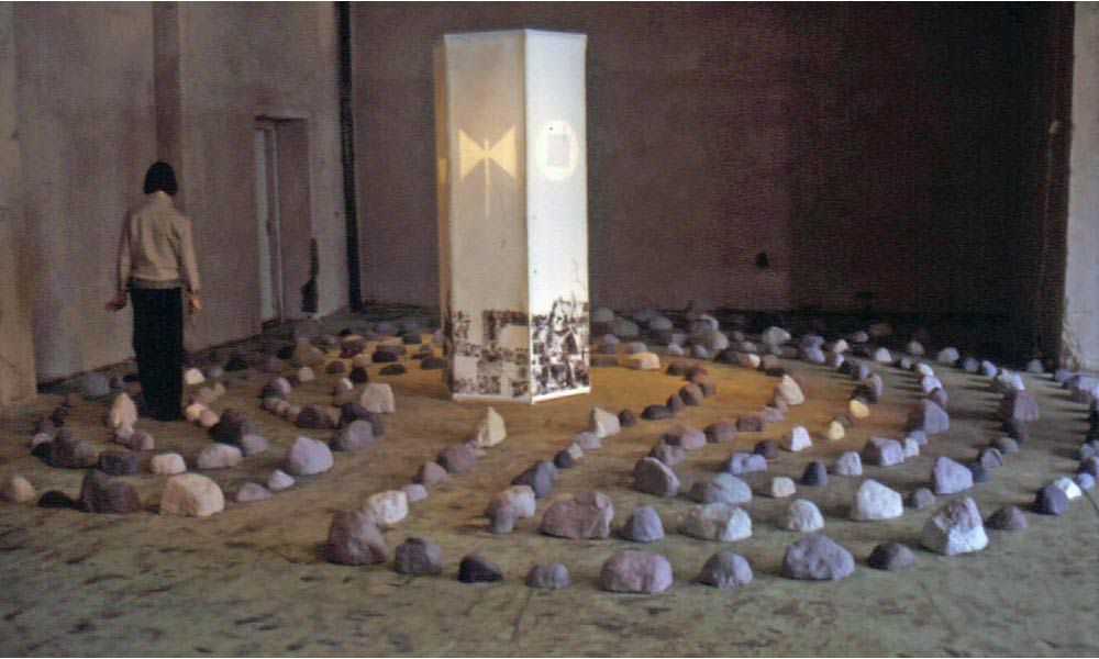 Labyrinth Meditation: Human Conflict